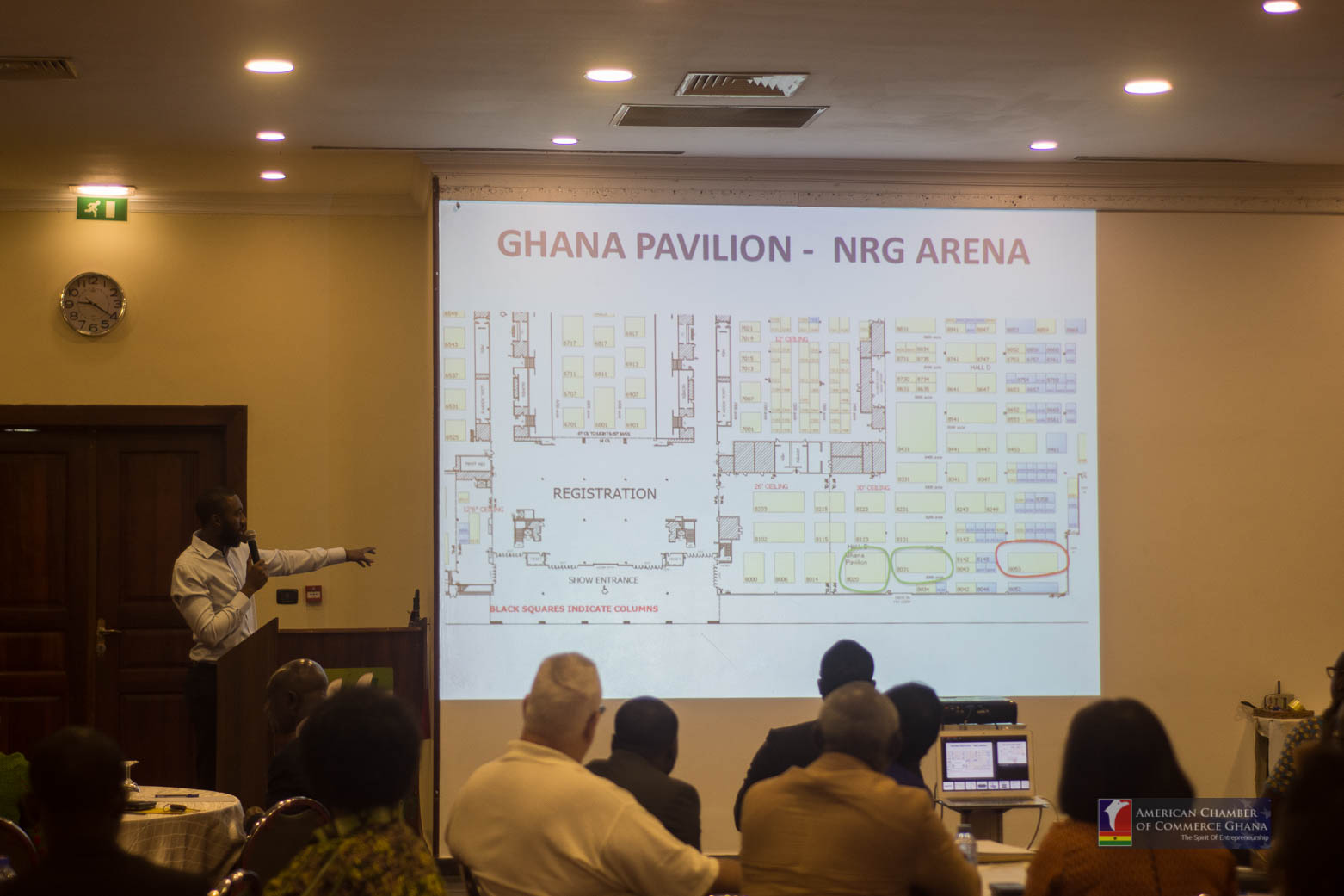 OTC 2019 | Ghana Pavilion Launched  – American Chamber of